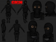 Counter-Terrorists Skin preview