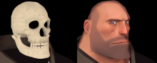 skeleton heavy WiP preview