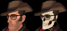 skeleton sniper WiP preview