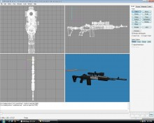 M14 EBR WiP preview