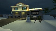 My_House_Snow Skin preview