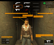 In-Game GUI (Hud) preview