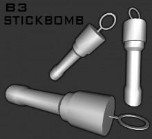 B3 Stickbomb preview