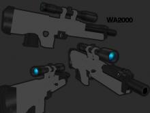 WA2000 retex preview