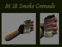 M 18 Smoke Grenade News preview