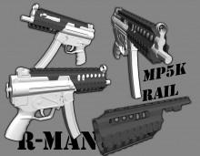 MP5k Rail preview