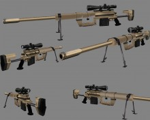 CheyTac .408 Tool preview
