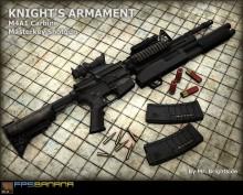 M4A1 Masterkey w/ Acog preview