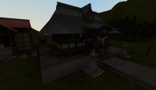 Hakurei Shrine evolution Skin preview