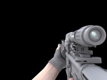 1 set of my animation for m4a1 Skin preview