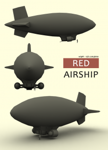 RED Airship Game file preview
