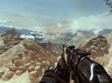 AK47 MW2 looks like anim Skin preview