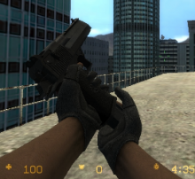 CS:S Deagle Animations. Tool preview