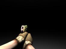 SZ animates a pistol Skin preview