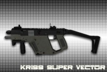 Kriss Super Vector Skin preview