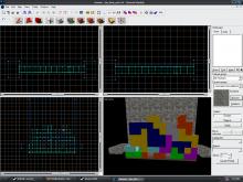 De_tetris - making progress preview