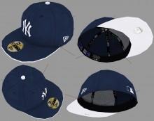 Baseball hat Skin preview