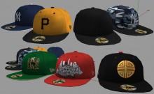 Baseball hats Skin preview