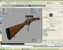 Lee Enfield First Attempt Tool preview