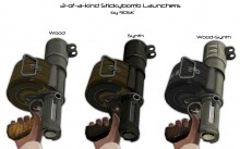TF2 Stickybomb Launcher Skin preview