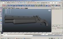 Geist Gewehr update 2 Model preview