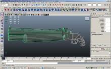 Geist Gewehr update 2 WiP screenshot #2