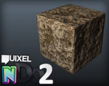 Quixel's nDo2 - Test 001 Tutorial preview