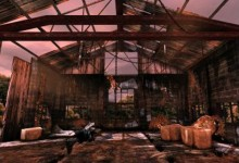 Abandoned Warehouse Map preview