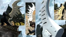 Ravager Blade - Update: Ingame preview