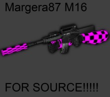 margera87 m16 for...SOURCE WiP preview
