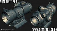 Aimpoint Pro High-Poly (UPDATE) Tutorial preview