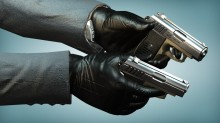 MODERN ASSASSIN arms in the sleeves Skin preview
