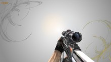 Animating Sandman's QBU-88 Skin preview