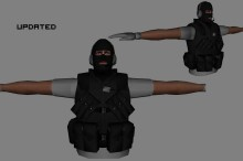 Player Model -  next stage WiP preview