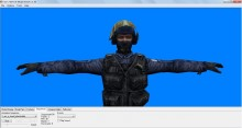 Classic's GIGN Skin preview