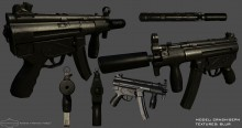 MP5K WiP preview