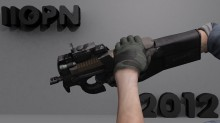 P90 Skin preview