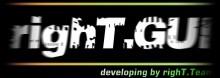 righT.GUI V1.0 GUI preview
