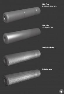 hk sil , optimized Skin preview