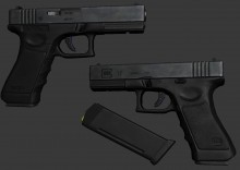 The Glock, Glock. WiP preview