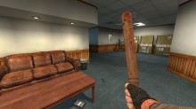 Homemade Melee Weapons Skin preview