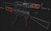 AKS74U progress Project preview