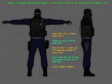 GIGN update 3.9.12 Skin preview
