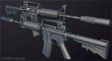 Colt M4A1 Skin preview