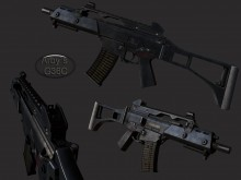 Arby`s G36C WiP preview