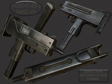AGENT 95`S MAC-10 WiP preview