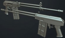 IMI Galil Project preview