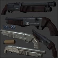 KS-23 WiP preview