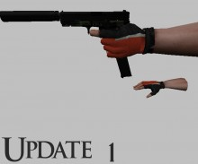 Kelly´s Comfort Gloves for CS:CZ Skin preview