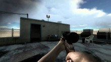|Back to Left 4 Dead 2| Hunting Rifle Map preview